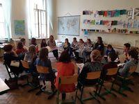 Lektorky Blanka a Jitka vedou školení o reminiscenci v ZŠ